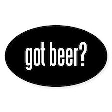 Got Beer Decal
