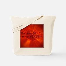 Funny Rip Tote Bag