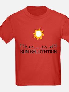 Sun Salutation T