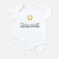 Sun Salutation Infant Bodysuit