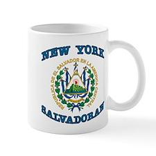 Salvadoran New York Mug