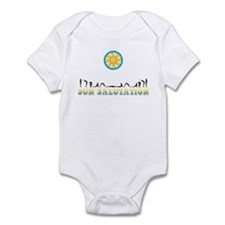Sun Salutation Infant Bodysuit