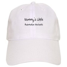 Mommy's Little Automotive Mechanic Baseball Cap