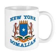 Somalian Small Mug