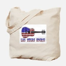 LAS VEGAS Rocks! Tote Bag
