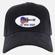 LAS VEGAS Rocks! Baseball Hat