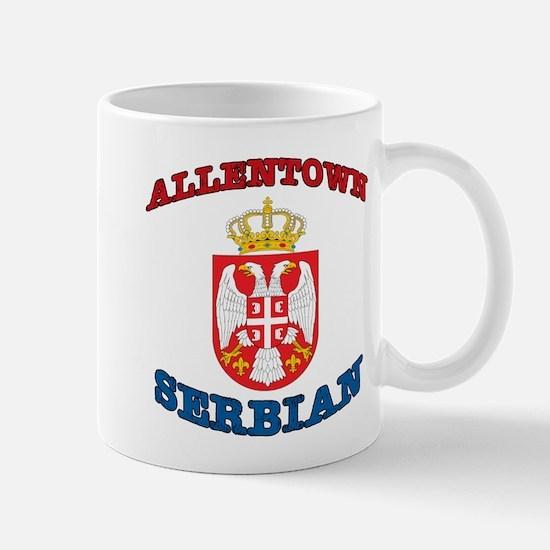 Allentown Serbian Mug