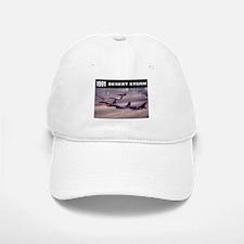 Desert Storm Baseball Baseball Cap