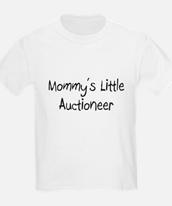 Mommy's Little Auctioneer T-Shirt