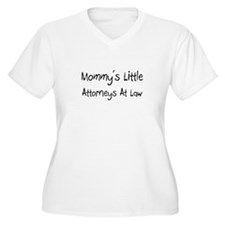 Mommy's Little Attorneys At Law T-Shirt