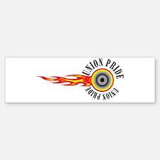 Union Pride Gear Bumper Bumper Bumper Sticker