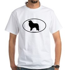 Great Pyrenees Euro Oval Shirt