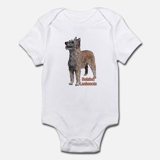 Belgian Laekenois portrait Infant Bodysuit