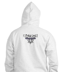 Funny Pit bull political Hoodie