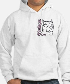 Pit bull rescue central Hoodie