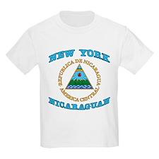 Nicaraguan New York T-Shirt