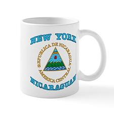 Nicaraguan New York Mug