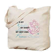 My Very Own Prince Sailor Tote Bag