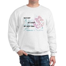 My Very Own Prince Sailor Sweatshirt