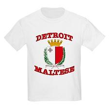 Detroit Maltese T-Shirt