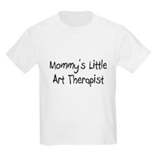 Mommy's Little Art Therapist T-Shirt