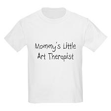 Mommy's Little Art Therapist T-Shirt