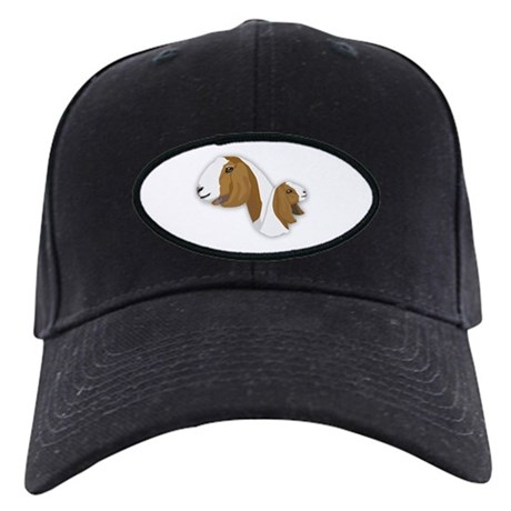 Boer Goat Black Cap