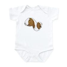 Boer Goat Infant Bodysuit