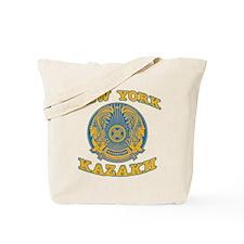 New York Kazakh Tote Bag