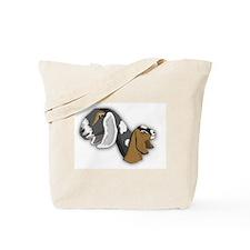 Nubian Goat Tote Bag