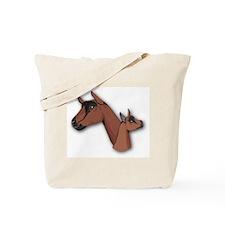 Oberhasli Goat Tote Bag