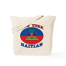 New York Haitian Tote Bag