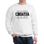 HR Croatia Sweatshirt