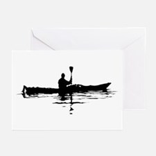 Kayaking Greeting Cards (Pk of 20)