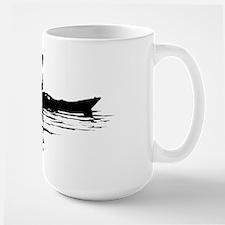 Kayaking Large Mug