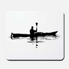 Kayaking Mousepad