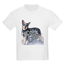 cow dog Kids T-Shirt