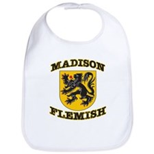 Madison Flemish Bib