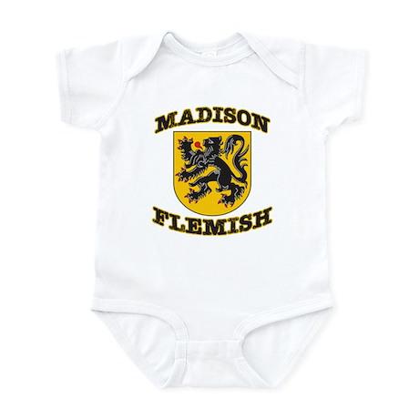 Madison Flemish Infant Bodysuit
