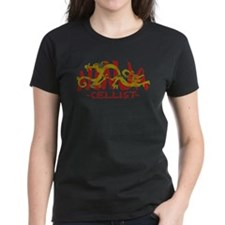 Dragon Ninja Cellist Tee
