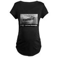 P-40 Curtiss Warhawk T-Shirt