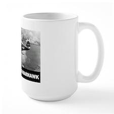 P-40 Curtiss Warhawk Mug