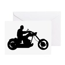 Bike Rider Greeting Cards (Pk of 10)