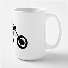 Bike Rider Large Mug