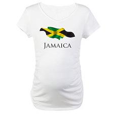 Map Of Jamaica Shirt