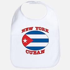 New York Cuban Bib