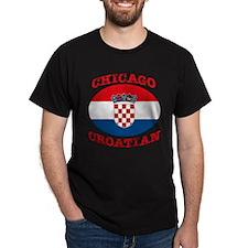 Chicago Croatian T-Shirt