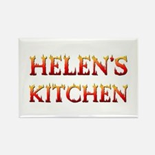 HELEN'S KITCHEN Rectangle Magnet