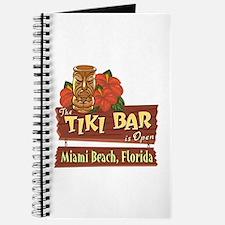 Miami Beach Tiki Bar - Journal
