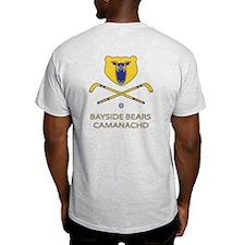 Bears Shield Logo Color Beefy T-Shirt